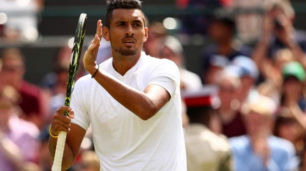 Article image for Hewitt coach believes Kyrgios has tools for grand slam success