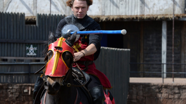 Article image for Jousting in the Olympics?