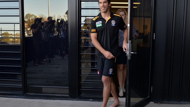 Article image for Rance to exit Punt Road?