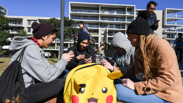 Article image for Will Pokemon Go be banned from WA schools next week?