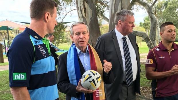Article image for 'Australia's biggest sporting event': Premier
