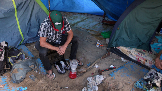 Article image for 64 homeless people turned away every day, due to shortage of services