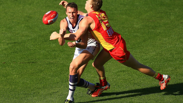 Article image for GAME DAY: Gold Coast V Fremantle