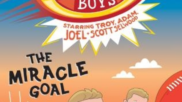 Article image for The Selwood Boys Books