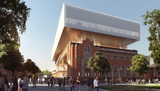 Article image for WA's new 'bold and striking' museum set to open in 2020
