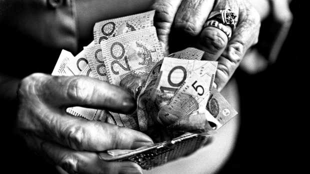 Article image for Aged pension 'inadequate'
