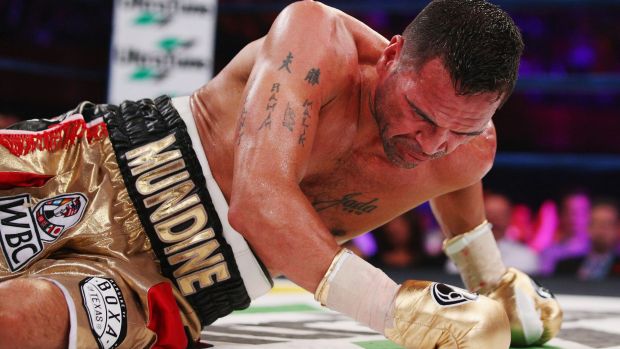 Article image for Fenech filthy at Green-Mundine rematch