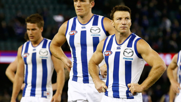 Article image for Bell surprised by North Melbourne axings