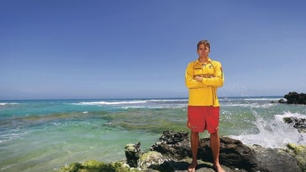 Article image for Shark sightings see champion ski surfer out of the water