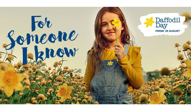 Article image for Daffodil Day is coming!  Here's how you can help on August 26th.