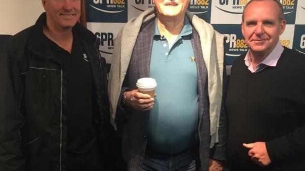 Article image for John Cleese on 6PR Breakfast