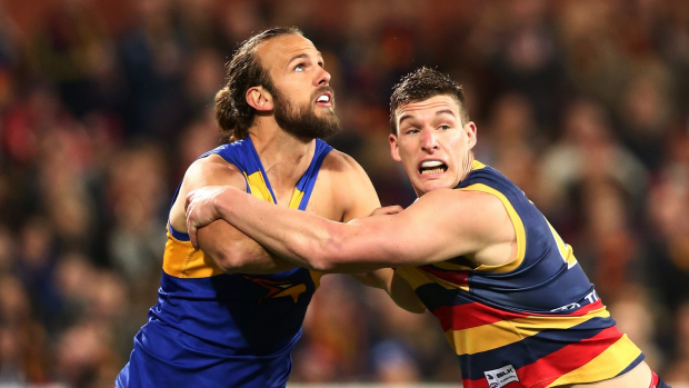 Article image for GAME DAY: Eagles fly into finals with win over Crows
