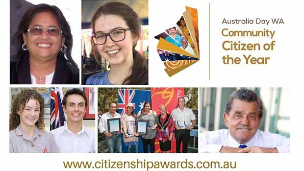 Article image for Australia Day WA, Citizen of the Year Awards