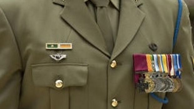Article image for Australian defence uniforms to be made in China