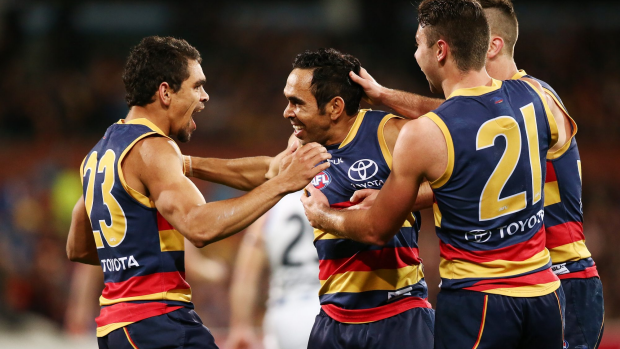 Article image for Crows ready for SCG