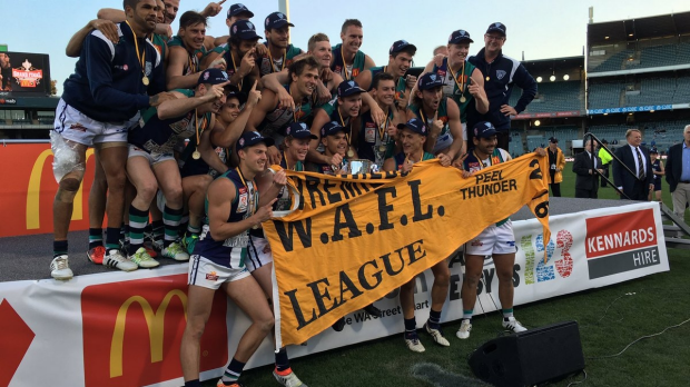 Article image for WAFL Presidents want Stadium recognition