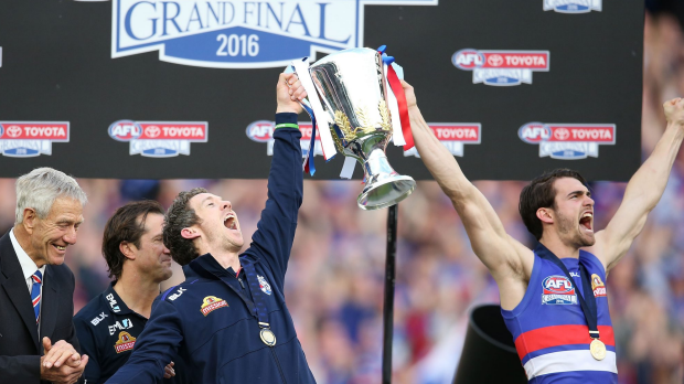 Article image for GAME DAY: Dogs Day for the Grand Final