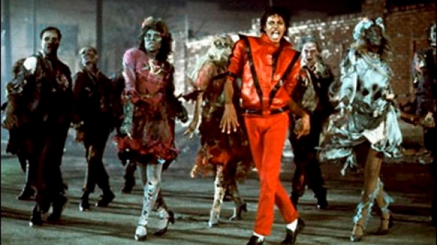 Article image for In the studio with Michael Jackson