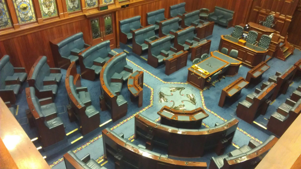 Article image for State parliament chaos