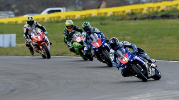 Article image for Motorcycle racing at Barbagallo suspended