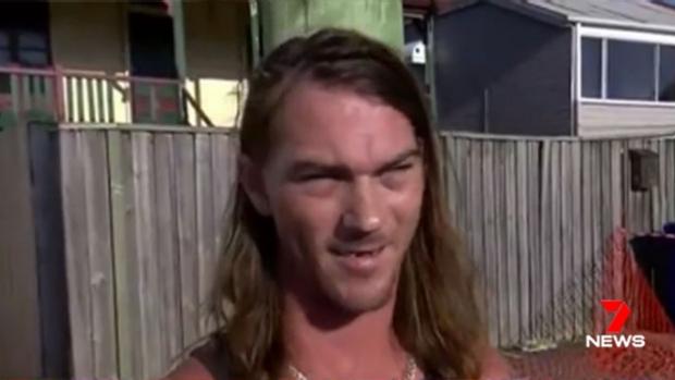 Article image for Brisbane bloke an aussie hero
