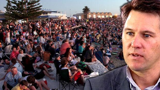Article image for Australia Day backflip