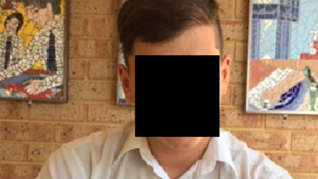 Article image for Sent home for haircut