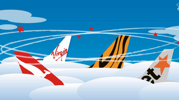 Article image for 'Super complaint' about airlines
