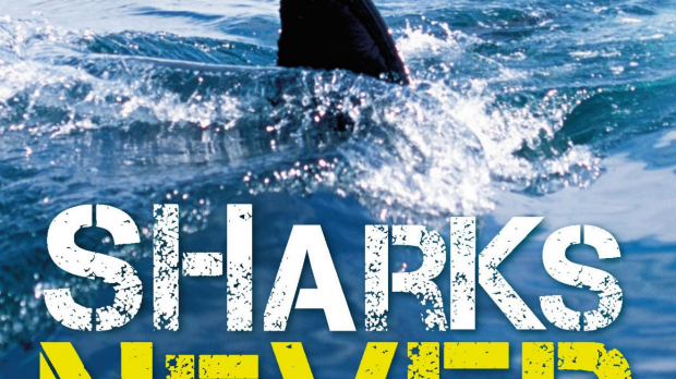 Article image for Book of the Week: Sharks Never Sleep