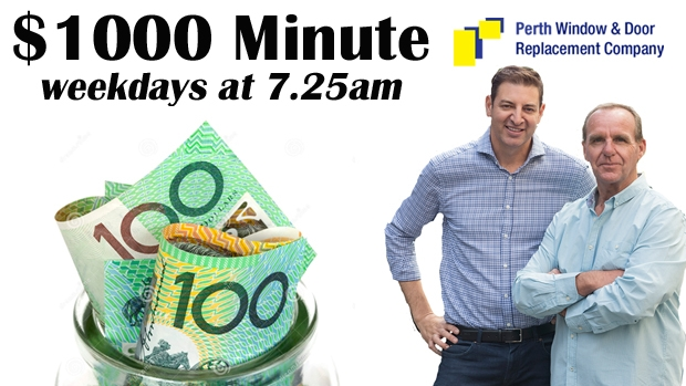 Article image for $1000 Minute