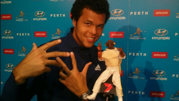 Article image for Hopman Cup star war