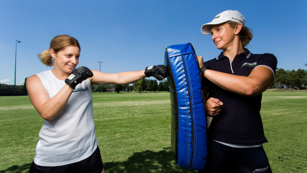 Article image for Less team sport, more fitness