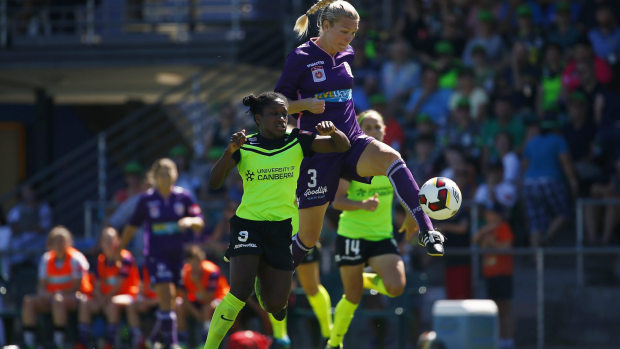 Article image for Perth Glory Women into W-League GF