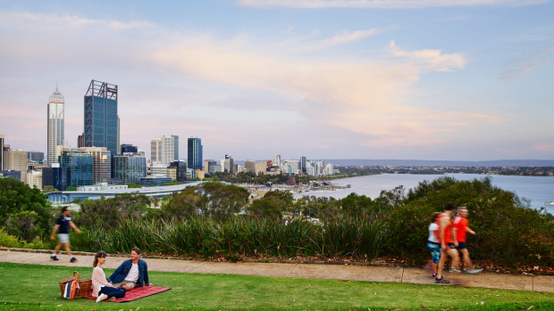 Article image for Perth losing tourists to the East