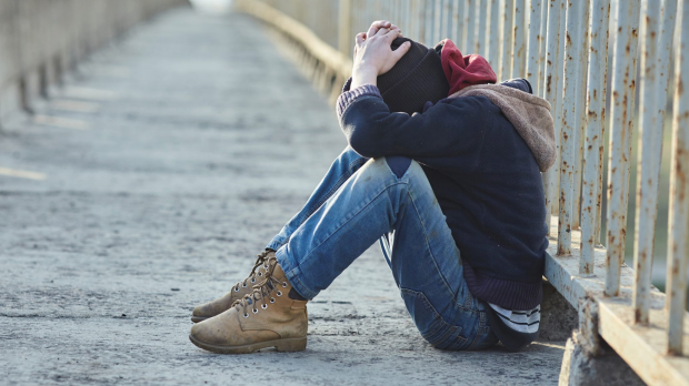 Article image for Student helping homeless