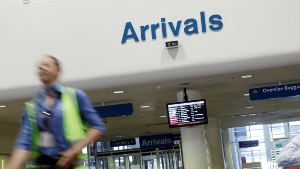 Article image for Perth man questioned in US immigration crackdown