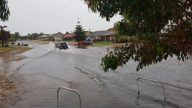 Article image for Perth Metro still on flood watch