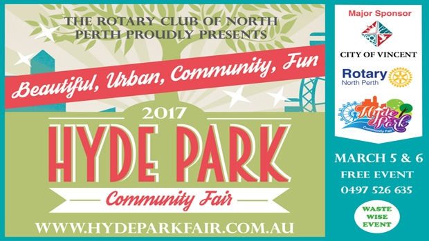 Article image for Hyde Park Fair