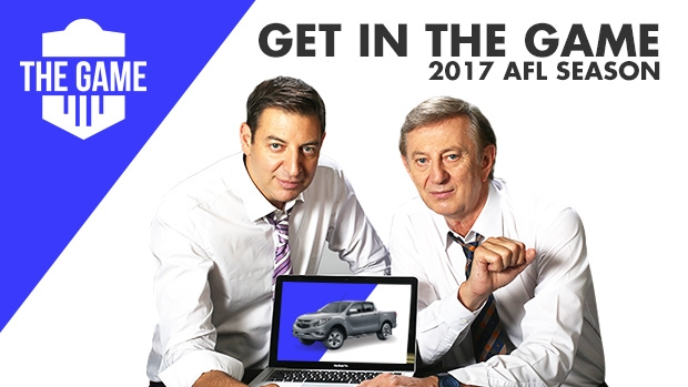 Article image for Get in the Game with the 2017 AFL Season
