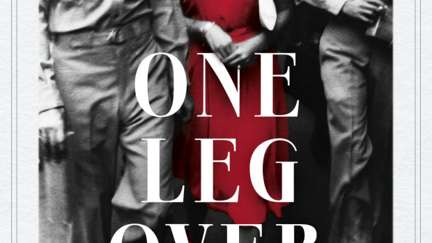 Article image for Book of the Week: One Leg Over