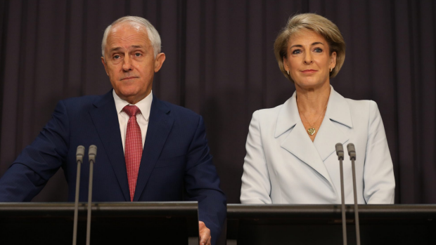 Article image for Turnbull's union crackdown