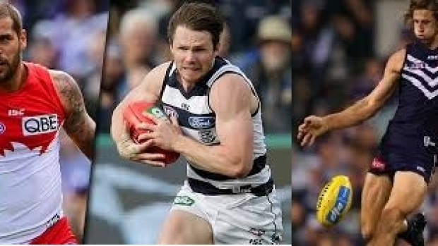 Article image for Kim Hagdorn lists his top 10 AFL players