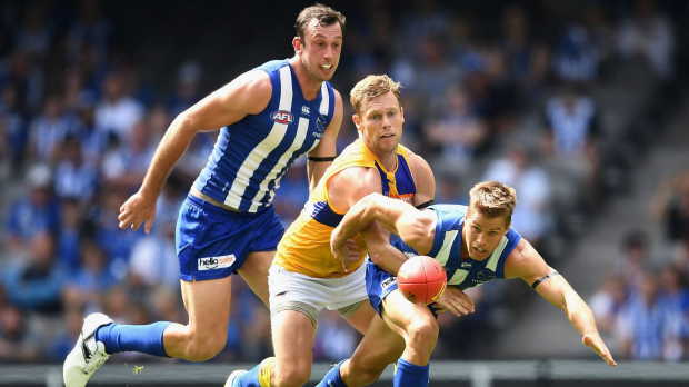 Article image for GAME DAY: North Melbourne V West Coast