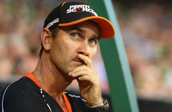 WA's JL named Aussie Cricket Coach