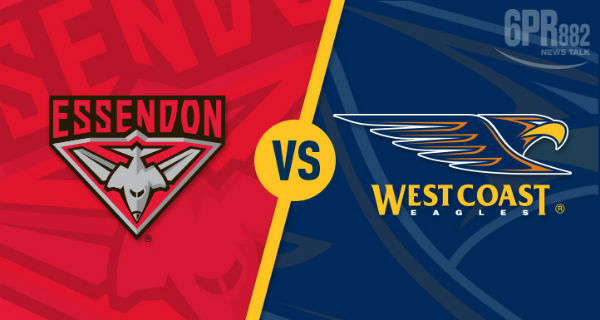 Article image for GAME DAY Essendon V West Coast