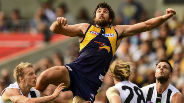 Article image for Beating the Western Bulldogs a big challenge: Josh Kennedy