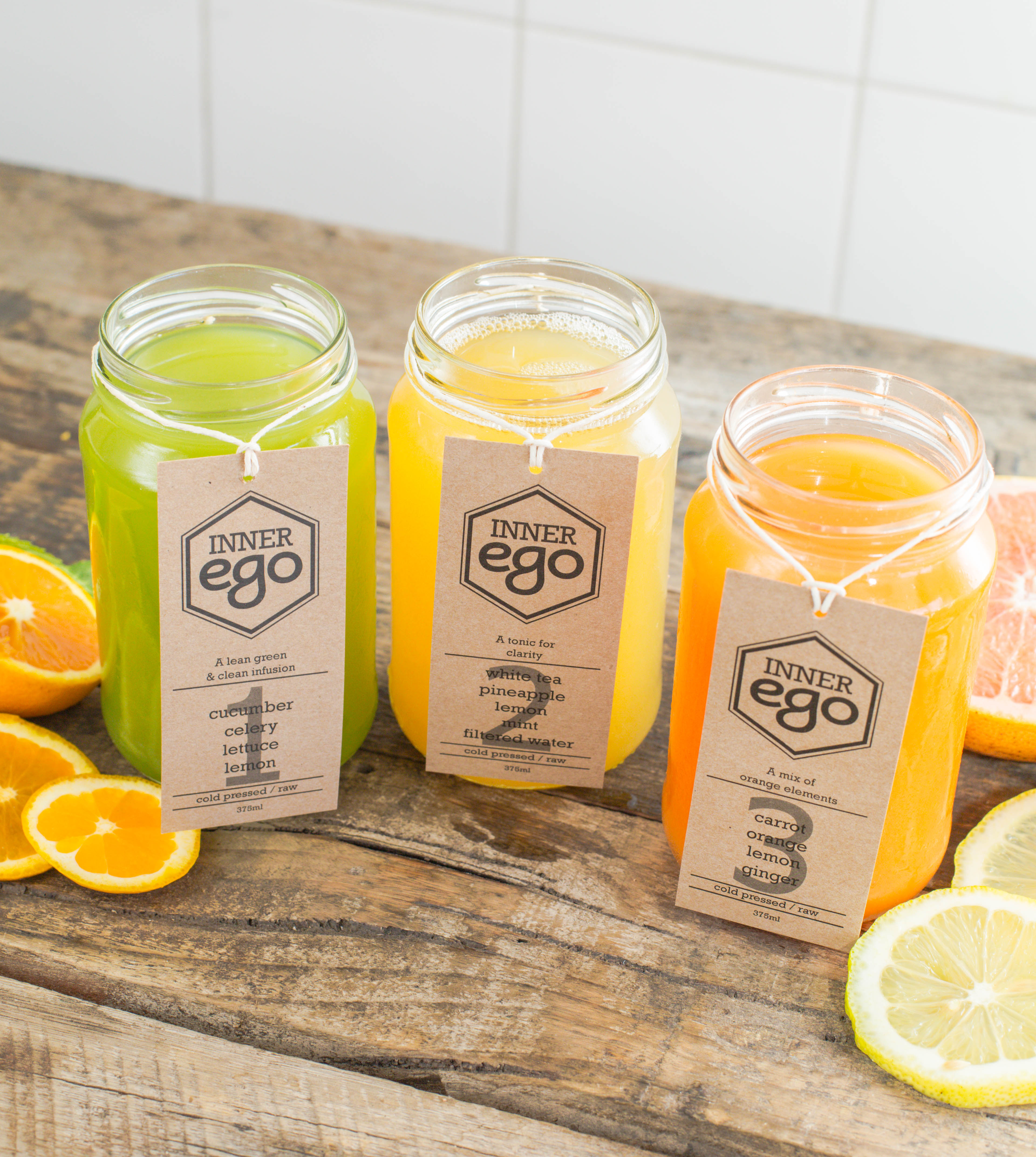 Article image for Homegrown: Inner Ego Cold Pressed Juices