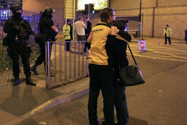 Manchester Attack: death toll at 22