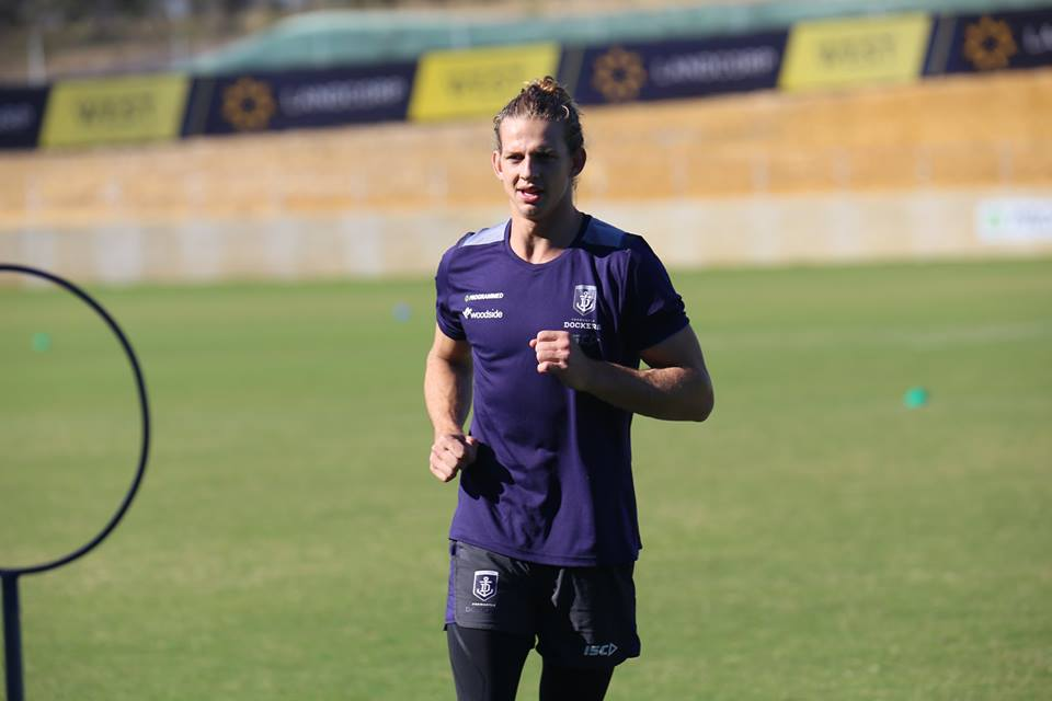 Article image for Fyfe to go the knife