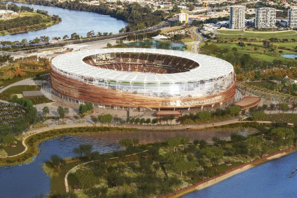 Article image for The Camfield – The new bar next to Perth Stadium